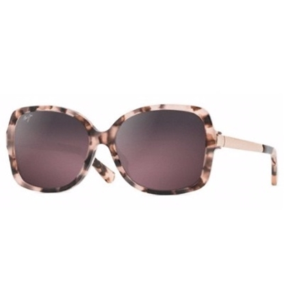 Picture of Maui Jim® Melika Sunglasses - Pink Tortoise/Rose Gold