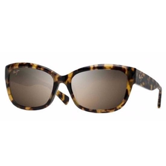 Picture of Maui Jim® Plumeria Sunglasses - Tokyo Tortoise