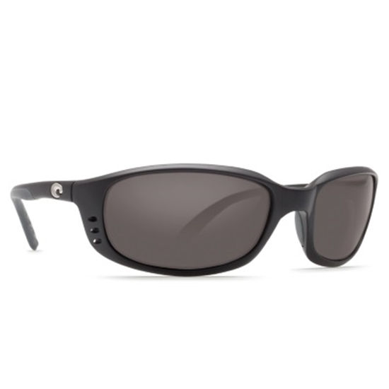 Picture of Costa Brine Sunglasses - Matte Black/Gray