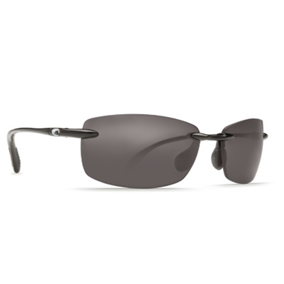 Picture of Costa Ballast Sunglasses - Shiny Black/Gray