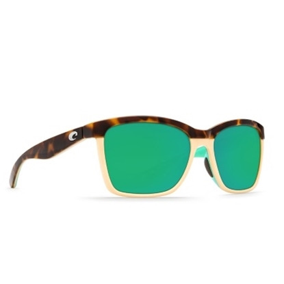 Picture of Costa Anaa Sunglasses - Retro Tortoise/Cream/Mint