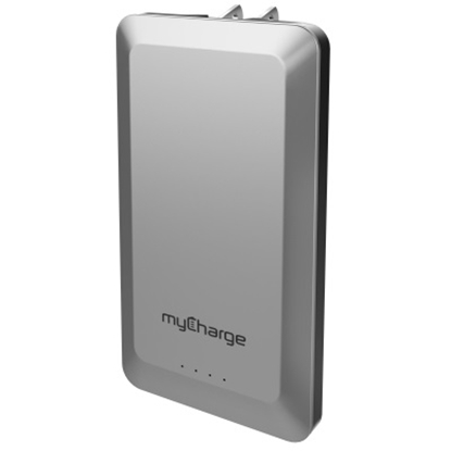 Picture of myCharge® Home & Go 4000mAh Rechargeable Battery