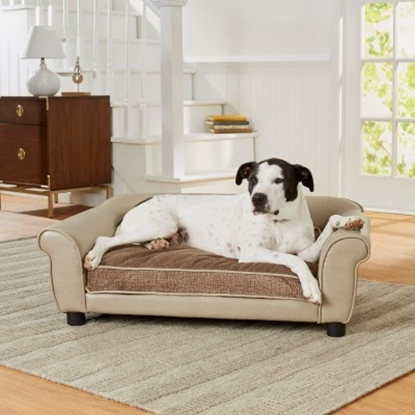 Picture of Enchanted Home Pet Maxwell Sofa - Stone Cypress