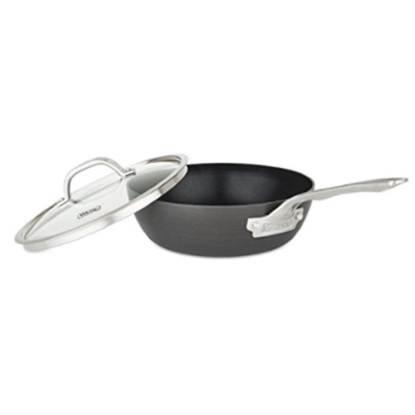 Picture of Viking Hard Anodized Nonstick 3-Qt. Saucier Pan
