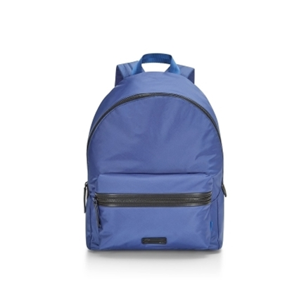 Picture of Uri Minkoff Nylon Paul Tech Backpack - Denim