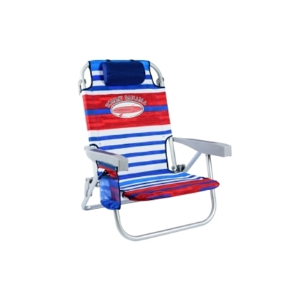Picture of Tommy Bahama Beach Chairs - Red/Set of 2