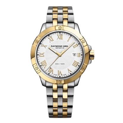 Picture of Raymond Weil Men's Tango Two-Tone Steel Watch
