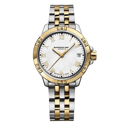 Picture of Raymond Weil Ladies' Tango Two-Tone Steel Watch