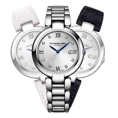 Picture of Raymond Weil Ladies' Shine Repetto Diamond Dial Watch