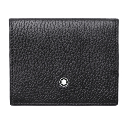 Picture of Montblanc Meisterstück Small Soft-Grain Coin Case