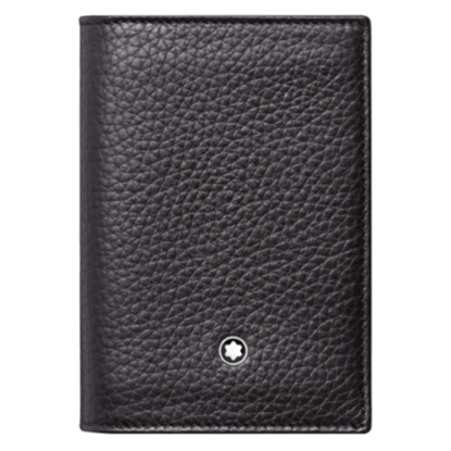 Picture of Montblanc Meisterstück Soft-Grain Business Card Holder