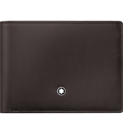 Picture of Montblanc Meisterstück Wallet 6cc - Brown