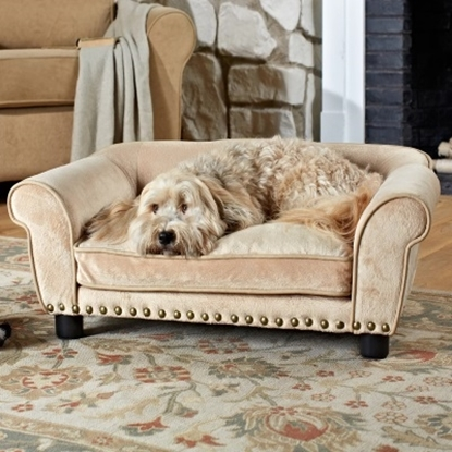 Picture of Enchanted Home Pet Dreamcatcher Sofa - Caramel