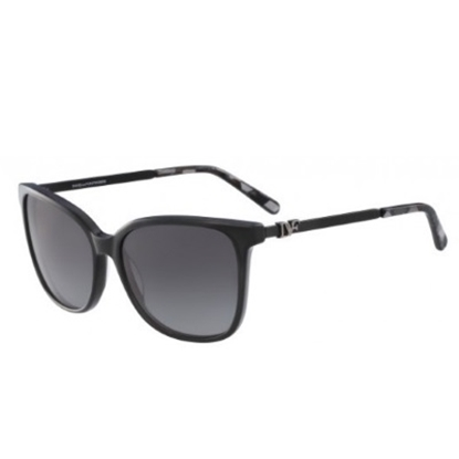 Picture of DVF Joanna Square Plastic Sunglasses - Black