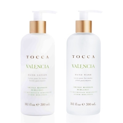 Picture of TOCCA Valencia Hand Lotion & Hand Wash Set