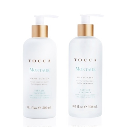 Picture of TOCCA Montauk Hand Lotion & Hand Wash Set