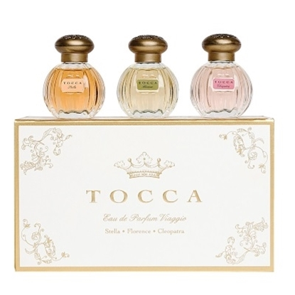 Picture of TOCCA Viaggio Classic EDP - Set of 3