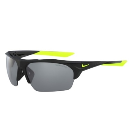 Picture of Nike Terminus Sunglasses - Matte Black/Grey Silver Flash Lens
