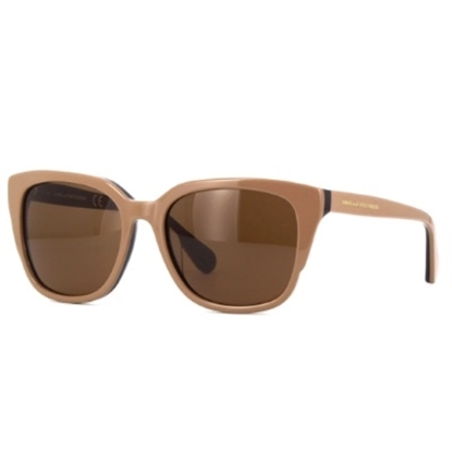 Picture of DVF Neri Laminate Sunglasses - Beige/Black