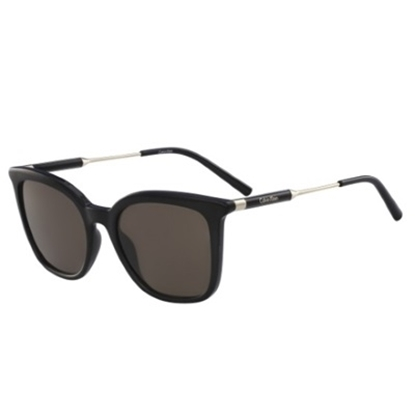 Picture of Calvin Klein Ladies' Cat Eye Sunglasses - Black