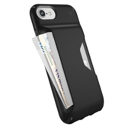 Picture of Speck Presidio Wallet for iPhone® 8/7/6S/6 - Black
