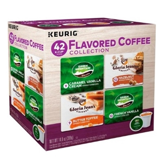Picture of Keurig® Green Mountain Flavored Coffee K-Cups® - 42-Count