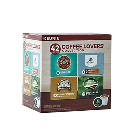 Picture of Keurig® Green Mountain Coffee Lovers K-Cups®- 42-Count