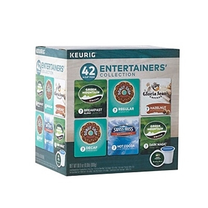 Picture of Keurig® Green Mountain Entertainer K-Cups® - 42-Count