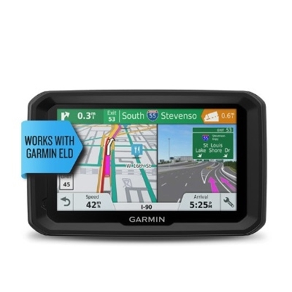 Picture of Garmin 5'' dezl™ 580LMT-S Truck GPS Navigator