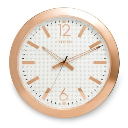 Picture of Citizen Gallery Circular Wall Clock - Rose Gold