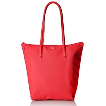 Picture of Lacoste Concept Vertical Tote Bag - Red