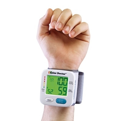Picture of Color Doctor™ Blood Pressure Monitor