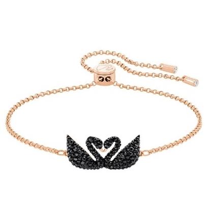 Picture of Swarovski Iconic Swan Bracelet - Medium
