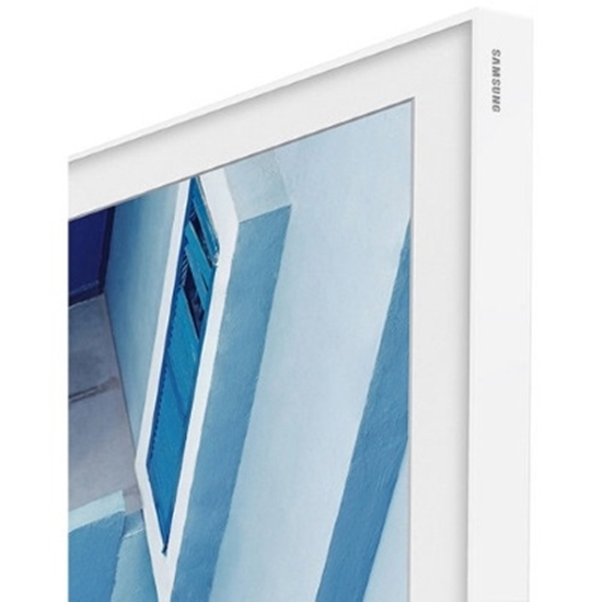Picture of Samsung 65'' The Frame Customizable Bezel - White Metal