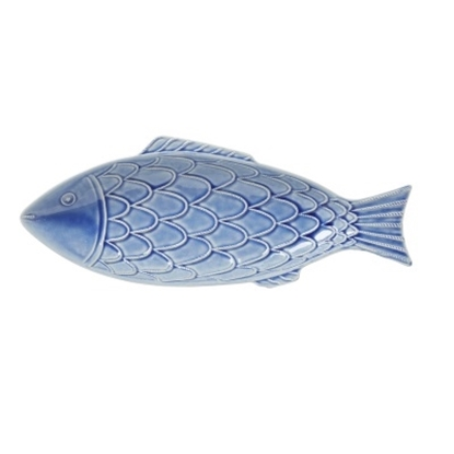 Picture of Juliska Berry & Thread Delft Blue Fish Platter