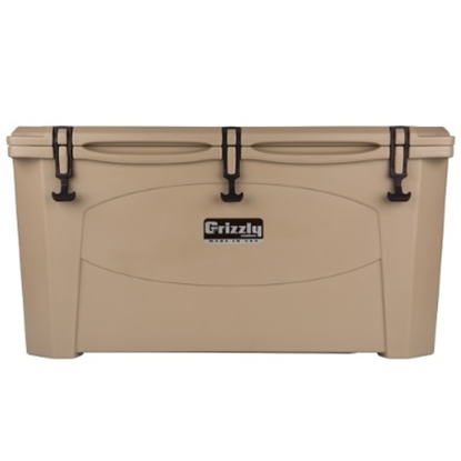 Picture of Grizzly 100-Quart Cooler - Tan