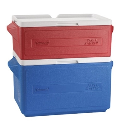 Picture of Coleman® ''Stacker Duo'' Cooler Package