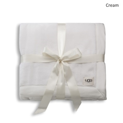 Picture of UGG® Duffield Throw - Cream