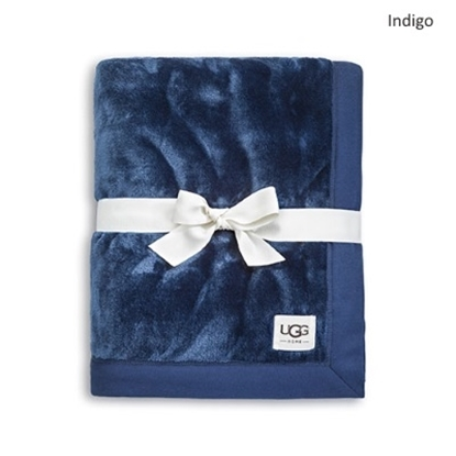 Picture of UGG® Duffield Throw - Indigo