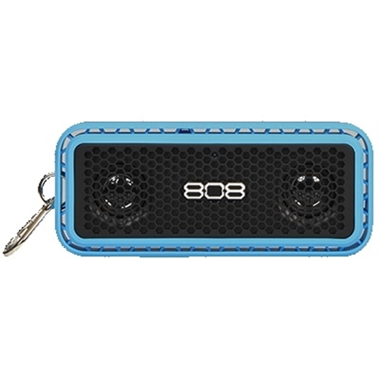 Picture of 808 XS Sport2 Waterproof/Shockproof Wireless Speaker - Blue