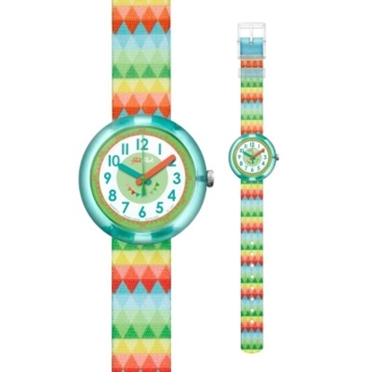 Picture of Flik Flak Sweet Flags Watch