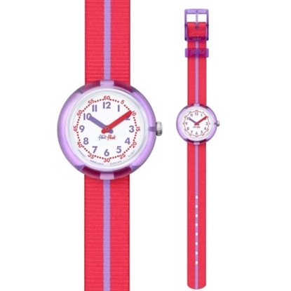 Picture of Flik Flak Purple Band Watch