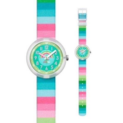 Picture of Flik Flak Stripy Dreams Watch