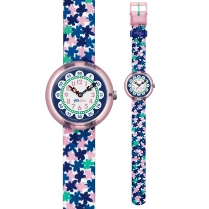 Picture of Flik Flak London Flower Watch