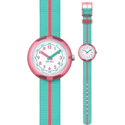 Picture of Flik Flak Pink Band Watch