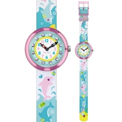 Picture of Flik Flak Splashy Dolphins Watch