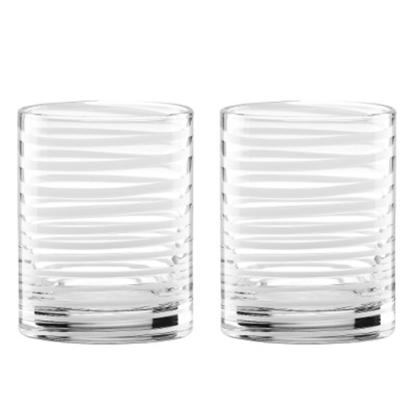 Picture of Kate Spade Charlotte Street White DOF Glasses - Set of 2