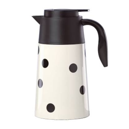 Picture of Kate Spade All in Good Taste Deco Dot Hot Beverage Carafe