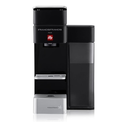 Picture of Illy Y5 Espresso & Coffee Machine - Black