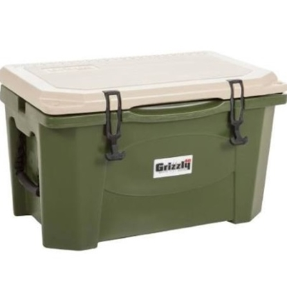 Picture of Grizzly 40-Quart Cooler - OD Green